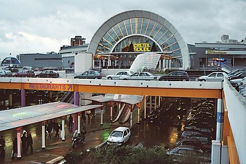 Centre commercial cr teil soleil pour un autre avenir - Centre commercial les portes du soleil juvignac ...